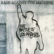 Rage Against The Machine - The Battle Of Los Angeles Vinyl LP