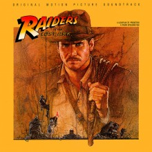 John Williams - Raiders Of The Lost Ark (Original Soundtrack) 2XLP