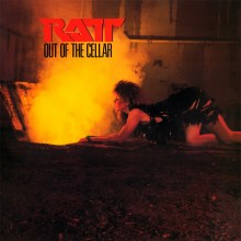 Ratt - Out Of The Cellar LP