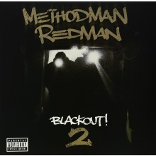 Method Man, Redman - Blackout! 2 2XLP
