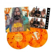 "Soundtrack - The Devils Rejects 180 Gram ""Desert Sand & Blood Splatter"" Vinyl"