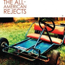 The All American Rejects - The All American Rejects (Black) LP