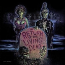 Various Artists - The Return of the Living Dead (Clear) Vinyl LP