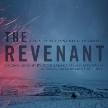 Ryuichi Sakamoto & Alva Noto -The Revenant : Original Motion Picture Soundtrack 2XLP