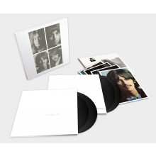 The Beatles - The Beatles (The White Album) (Deluxe) 4XLP Vinyl