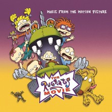 Various Artists - The Rugrats Movie: Music From the Motion Picture Vinyl LP