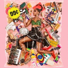 Santigold - 99 Cents LP