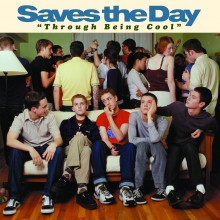 Saves The Day - Through Being Cool 2XLP