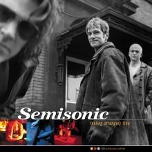 Semisonic - Feeling Strangely Fine 2XLP vinyl
