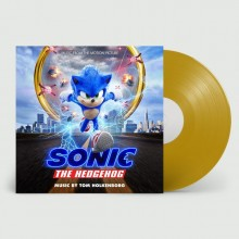 Holkenborg, Tom / Junkie Xl - Sonic The Hedgehog (Music From The Motion Picture) Vinyl LP