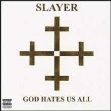 Slayer - God Hates Us All LP