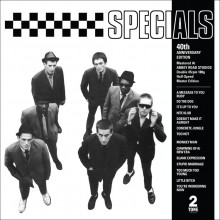 The Specials - Specials (40th Anniversary) 2XLP vinyl