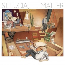 St. Lucia - Matter LP