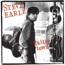 Steve Earle - Guitar Town LP