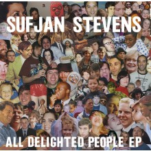 Sufjan Stevens - All Delighted People 2XLP
