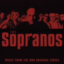Soundtrack - Sopranos: Music From The HBO Original Series (Red) 2XLP Vinyl