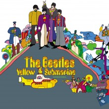 The Beatles - Yellow Submarine LP