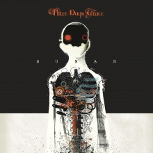 Three Days Grace - Human LP