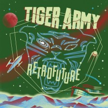 Tiger Army - Retrofuture Colored Vinyl LP