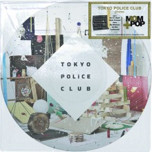 Tokyo Police Club - Champ (Picture Disc) Vinyl LP