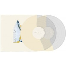 Into It. Over It. - Figure (Clear/Cream/Grey) 2XLP Vinyl