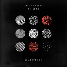 Twenty One Pilots - Blurryface Cass