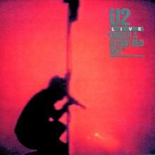 U2 - Under A Blood Red Sky LP
