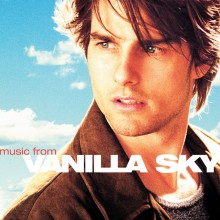 """Various Artists - Music from Vanilla Sky (Limited """"Blue Cloud"""") 2XLP"""