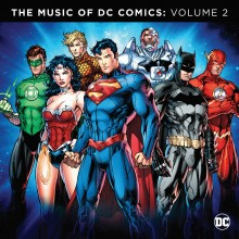 Various Artists - The Music Of DC Comics: Volume 2 2XLP