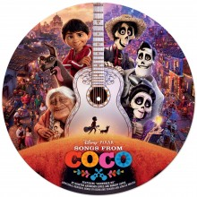 Soundtrack - Songs From Coco (Picture Disc) Vinyl LP