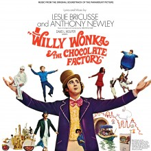 Various Artists - Willy Wonka & The Chocolate Factory : Music From The Original Soundtrack Of The Paramount Picture LP