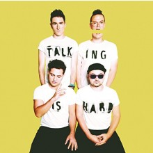 Walk The Moon - Talking Is Hard Vinyl LP
