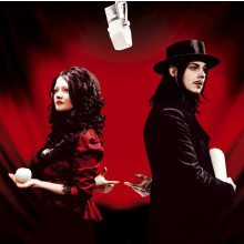The White Stripes - Get Behind Me Satan vinyl