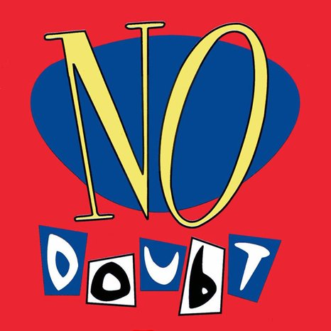 No Doubt - No Doubt LP