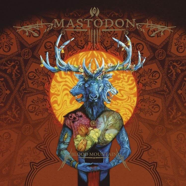 Mastodon - Blood Mountain (Picture Disc) Vinyl LP
