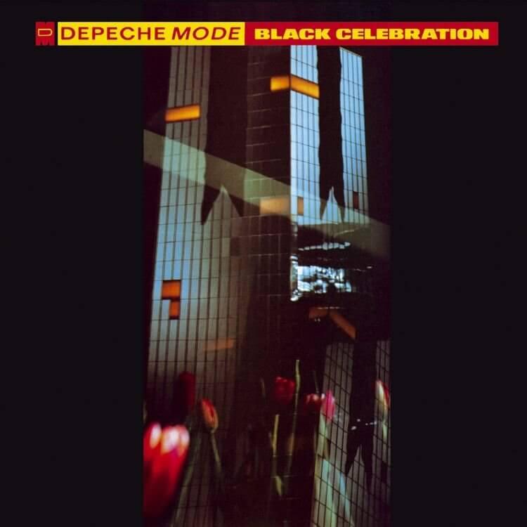 Depeche Mode - Black Celebration LP