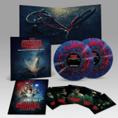 Kyle Dixon & Michael Stein - Stranger Things Volume 1 (Deluxe) 2XLP