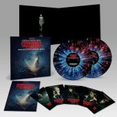 Kyle Dixon & Michael Stein - Stranger Things Volume 2 (Deluxe) 2XLP