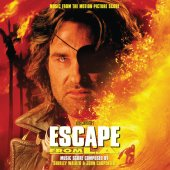 Shirley Walker & John Carpenter - Escape From L.A. 2XLP
