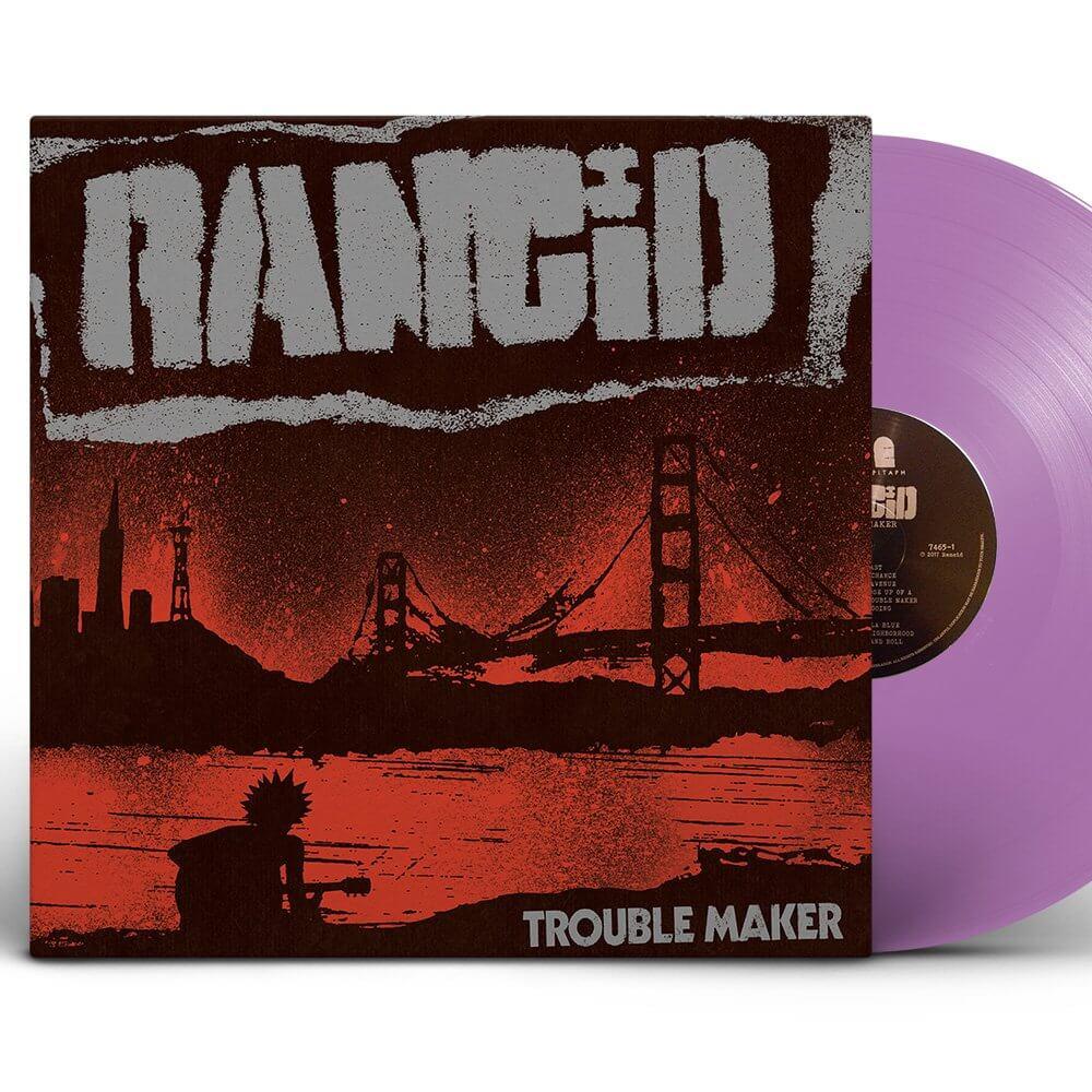 Rancid - Trouble Maker (Violet) LP