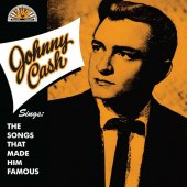 Johnny Cash - Sings The Songs That Made Him Famous LP