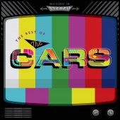 The Cars - Moving In Stereo: The Best of the Cars 2XLP