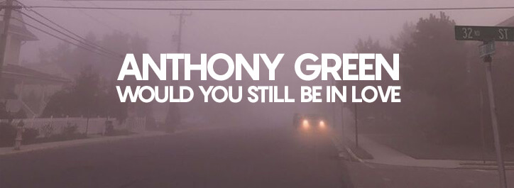 Anthony Green Vinyl