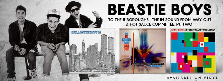 Beastie Boys Vinyl