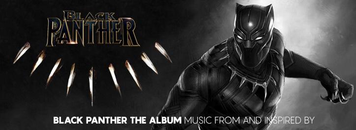 Black Panther Vinyl