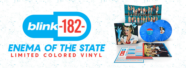 Blink-182 Vinyl