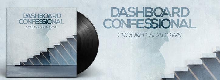 Dashboard Confessional Vinyl