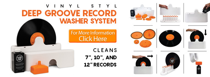 Srcvinyl Vinyl Record Accessories