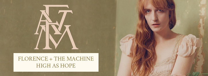 Florence + The Machine Vinyl