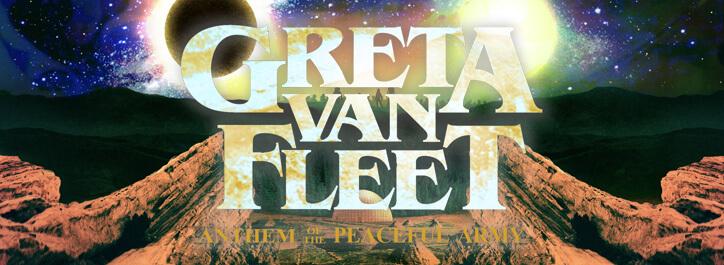 Greta Van Fleet Vinyl